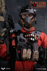 VTS Toys The Darkzone Agent Renegade
