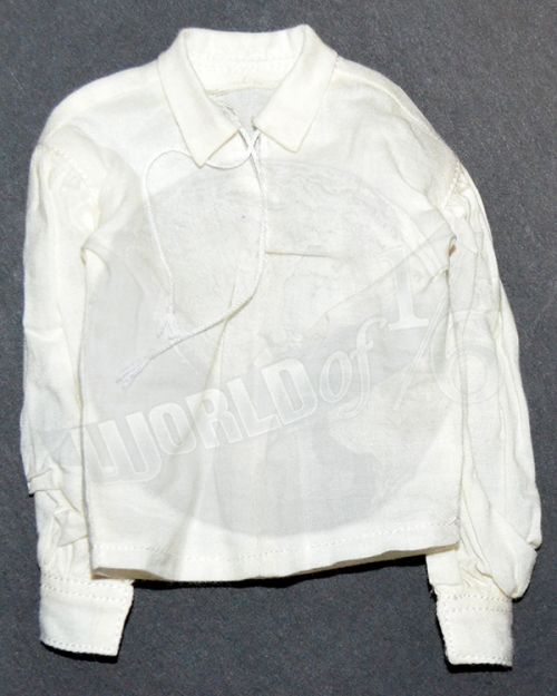 Third Party Pirates of the Carribean Jack Sparrow: Ruffled Shirt (Off White)