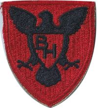 1:1 Scale 86th Infantry Division Patch