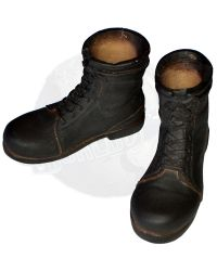 Pop Culture Shock Clay Morrow: Motorcycle Boots (Foot Peg Insert Style)