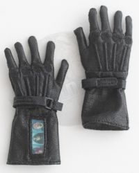 Art Figures Heavy Armored Special Cop: Combat Gloves (Black)