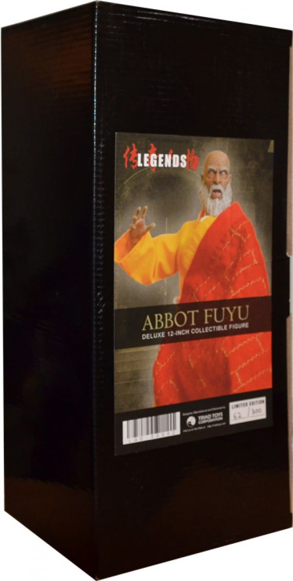 Triad Toys Abbot Fuyu Limited Edition #62 of 300 Made