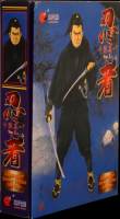 Alfrex Real Action Figure Legend of Sonny Chiba Series Ninja
