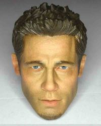 Craft One Fighter: Headsculpt (Brad Pitt Likeness)