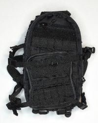 DamToys PMSC's Private Military Security Companies In Syria Contractor: Backpack (Black)