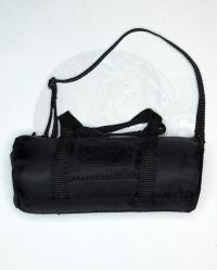 DamToys PMSC's Private Military Security Companies In Syria Contractor: Duffle Bag (Black)