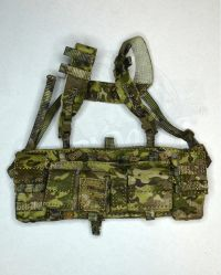 DamToys PMSC's Private Military Security Companies In Syria Contractor: Mayflower UW Chest Rig (MultiCam)