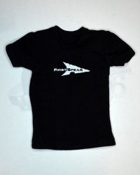 DamToys PMSC's Private Military Security Companies In Syria Contractor: T-Shirt With Imprint On Front & Back (Black)