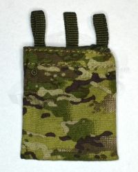 DamToys PMSC's Private Military Security Companies In Syria Contractor: Dump Pouch (MultiCam)