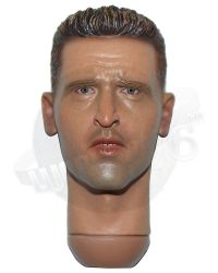 DID Toys WWII 2nd Ranger Marksman Private Daniel Head Sculpt