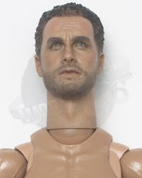 Dam Toys Male Series Version 1 Rick Grimes Losse