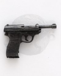 DID French Resistance Pierre: Walther P38 Pistol
