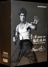 Enterbay Bruce Lee Way of the Dragon