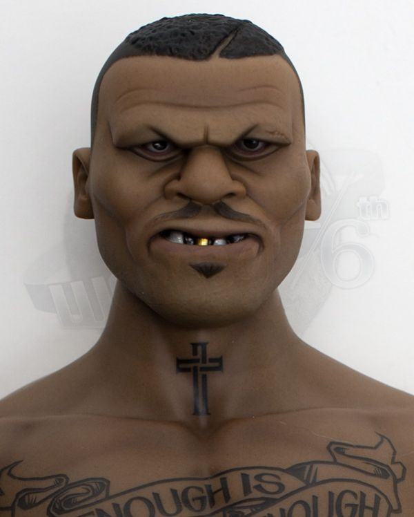 Dam Toys Gangsters Kingdom Heart II Benson: Figurebody With Headsculpt (Mike Tyson Likness, Handset Included)