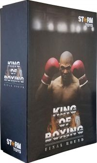 Storm Collectibles King of Boxing Final Round (Mike Tyson, #37 of 200)