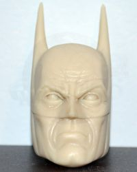 Numo's Workshop Batman Headsculpt (Unpainted, Alex Ross Style)