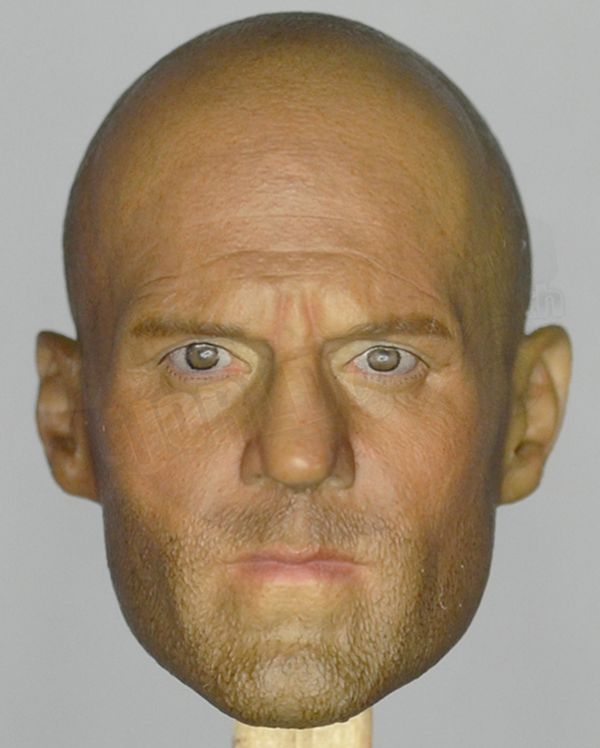 POP Toys Death Race Driver Frankenstein: Headsculpt (Jason Statham)