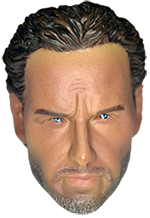 Redman Sheriff Casual Edition Package: Headsculpt (Clean)