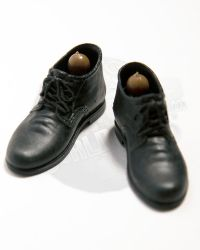 Toys Works Black Steel: Shoes (No Posts)