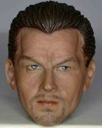 "VTS Virtual Toys Leonardo Dicaprio Inception ""Cobb"" Headsculpt"