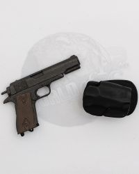 M1911 Handgun With Holster