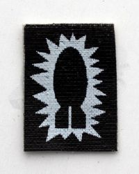 "Dragon Models Ltd. US Army EOD ""William"": Bomb Squad 52nd Ordinance Group Unit Patch"