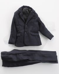 Unknown Manufacturer Suit Set Blazer & Trousers (Navy Blue)
