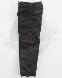 Unknown Manufacturer Tactical Trousers (Black)