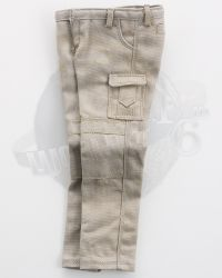 Unknown Manufacturer Tactical Trousers (Khaki)