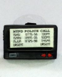 Dragon Models Ltd.  NYPD Pager (1980's Style)