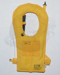 Rare & Hard To FindDiD US Army Paratrooper Pilot Life Vest (Medium Yellow)