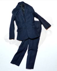 Rare & Hard To FindModern Suit Jacket & Trousers (Navy Blue)