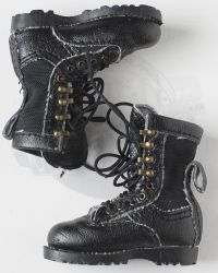 Toy Soldier Modern Military Altama Combat Boots (Leather Lace Ups)