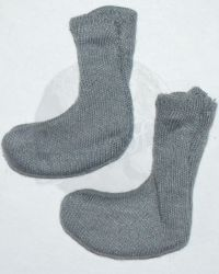 Rare & Hard To FindSocks (Light Grey)