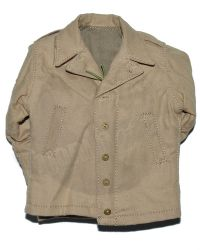 DiD Toys WWII Saving Private Ryan Jackson: M1941 Field Jacket