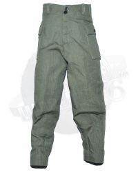 DiD Toys WWII Saving Private Ryan Jackson: HBT Trousers (OD)