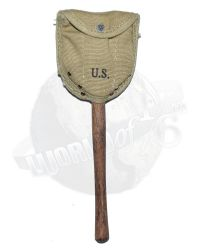 DiD Toys WWII Saving Private Ryan Jackson: Folding Shovel & Pouch