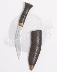 Khurka Knife & Sheath