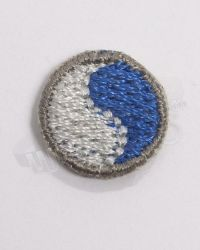 WWII US Army 29th Infantry Embrodiered Patch