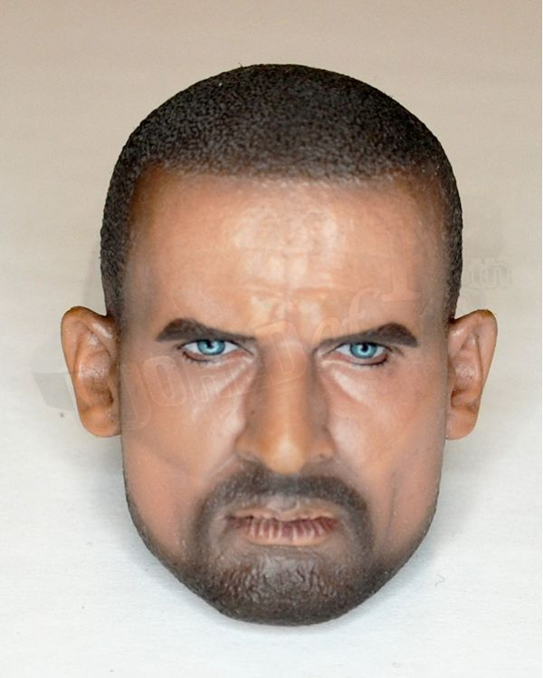 Hot Toys Prison Break Lincoln Burrows Headsculpt