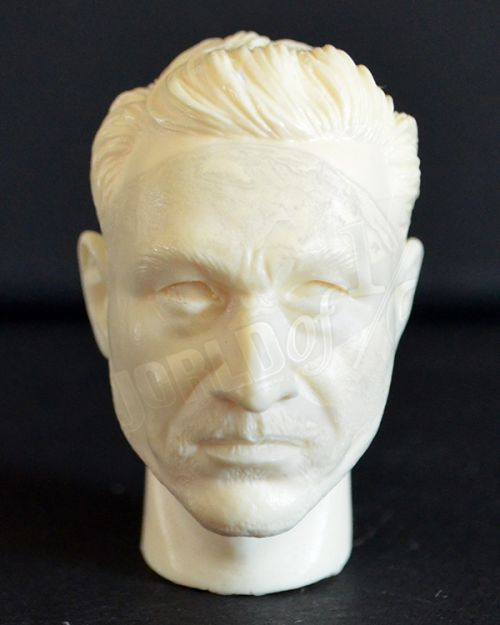 Dragon Models Ltd. Mustapha Head Sculpt (Unpainted)