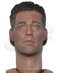 DiD WWII US 2nd Ranger Battalion Private First Class Reiben: Head Sculpt with Figure Body