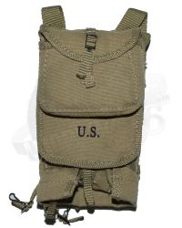 DiD WWII US 2nd Ranger Battalion Private First Class Reiben: M1928 Haversack