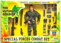 21st Century Toys The Ultimate Solider Special Forces Combat Set