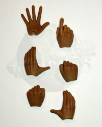 Craft One Bushman: Interchangeable Hands x 6