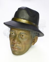 Craft One Senior Detective: Headsculpt (Hat Not Removable)
