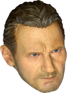 Craft One Agent: Real-like Headsculpts (Liam Neeson Likeness)