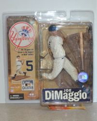 McFarlane Toys Cooperstown Collection Series 4: New York Yankees Joe DiMaggio