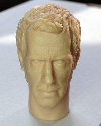 Serang Exclusive Dr. House (Hugh Laurie) Headsculpt (Unpainted)
