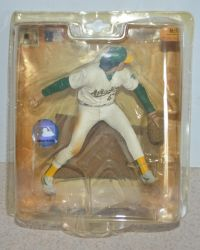 McFarlane Toys Cooperstown Collection Series 5: Oakland A's Dennis Eckersley